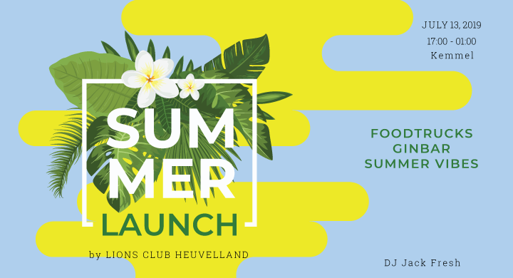 Summer Launch - party